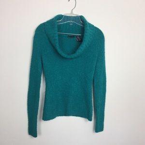 Moda Cowl Neck Sweater